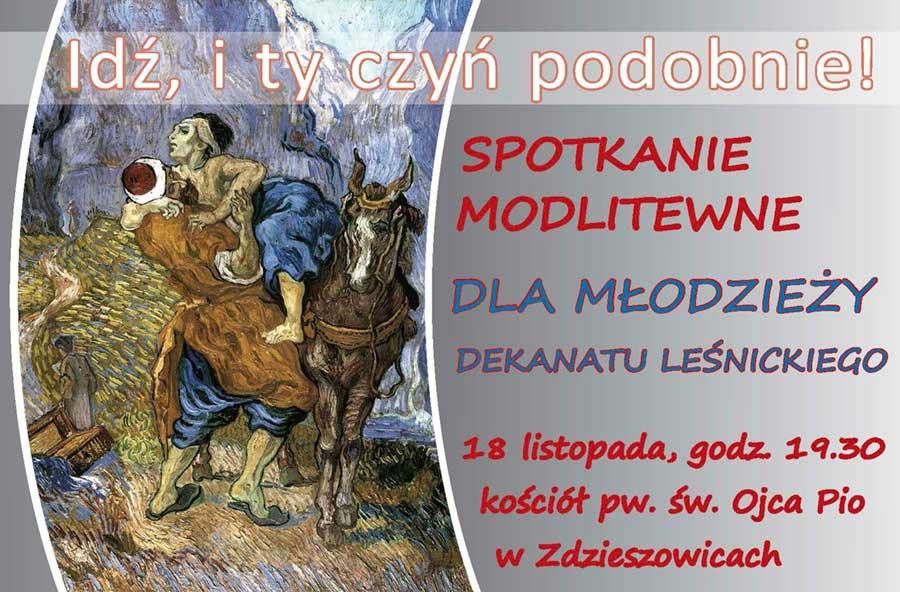 spotkanie młodzieży Częstochowa